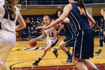 The Rivalry - Women's Varsity Basketball
