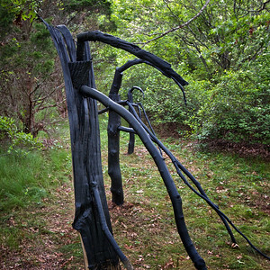 """Garden Spirits"" by Lasse Antonsen (photo by J. Waage)"
