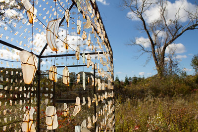 """Fragment House"" by Danielle Krcmar (photo by Meg Giddings) - October 2012"
