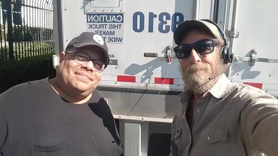 Nick (Vistalite1972) caught BigRigSteve on October 19 2018 in Long Beach, California