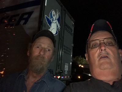 Bruce from Ona, West Virginia met up with BigRigSteve while in Teays Valley. October 18, 2020