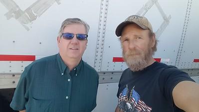 October 28, 2018 is when we met Dave M in Stockton, California.