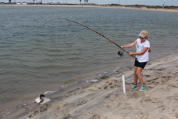 Youth Fishing 8-6-16