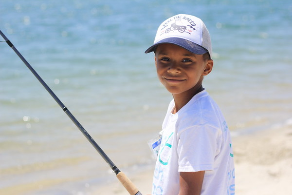 Youth Fishing Crown Cove Small  9-5-15