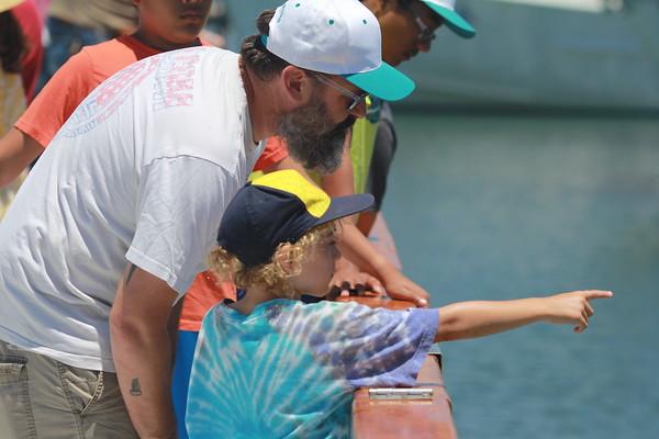 Youth Fishing Ministry Deep Sea May 2017