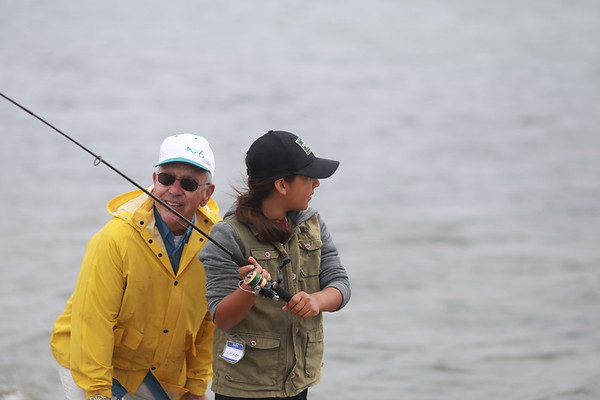 Youth Fishing Ministry May 2017