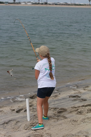 Youth Fishing Small 8-6-16