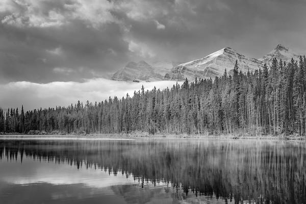 Herbert Lake Banff