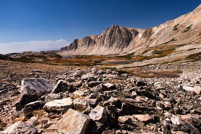 Medicine Bow Peak,  Snowy Range Wyoming
