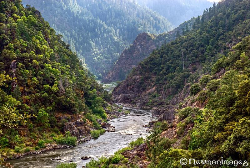 Rogue River Canyon