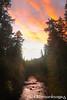 Rogue Sunset Reflection