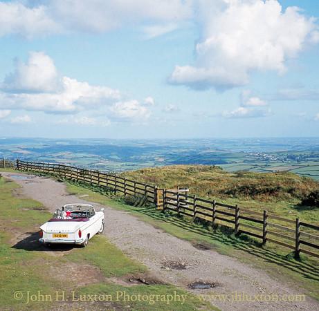 Kit Hill Summit - August 1982