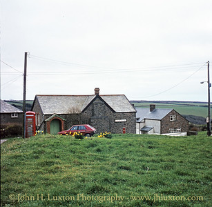 Morwenstow, Cornwall - March 1983