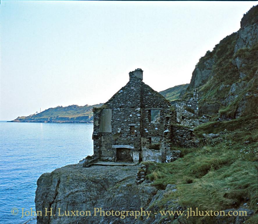 The Lost Village of Hallsands - September 1982