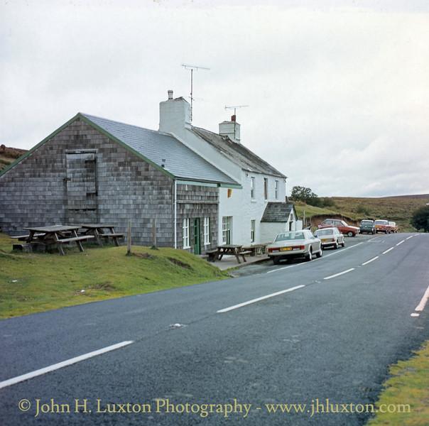The Warren House Inn, Dartmoor, August 1982