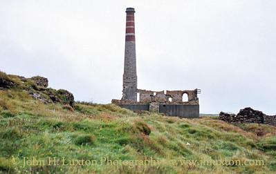 Levant Mine - September 1982