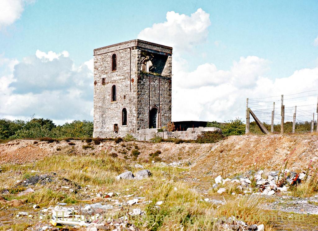 Hingston Down Consols, Gunnislake, Cornwall - August 1982.