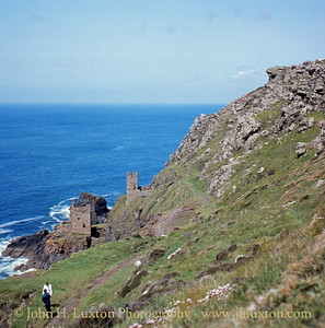 Botallack Mine, Crowns Section, August 1982
