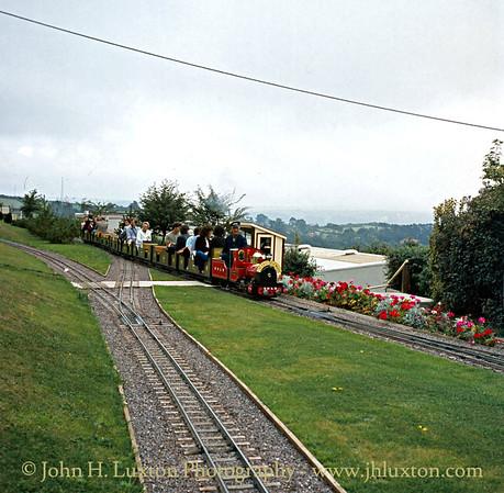 Beer Heights Light Railway - September 1982