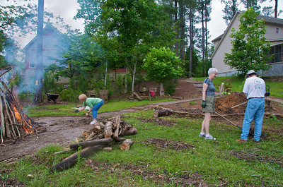 Memorial Day 2009 Clean-up