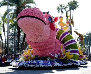 The Rose Parade (2012 to 2016)