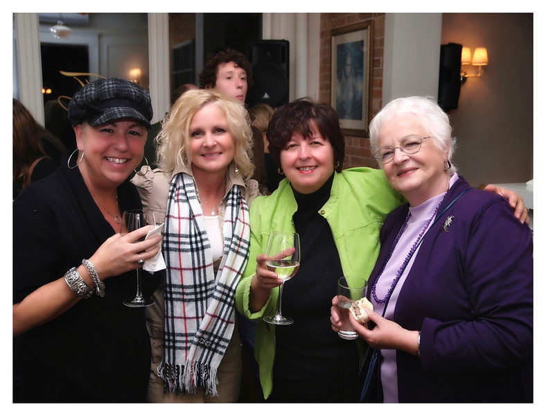The Rotary Club of Collingwood Gaslight Tour Cast Party 002