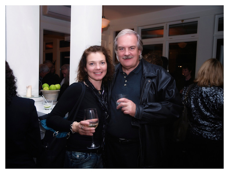 The Rotary Club of Collingwood Gaslight Tour Cast Party 019