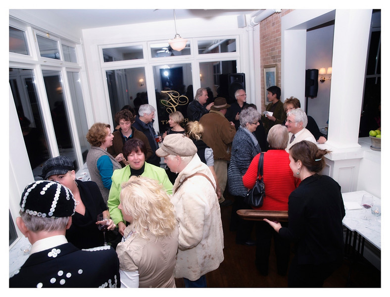 The Rotary Club of Collingwood Gaslight Tour Cast Party 011
