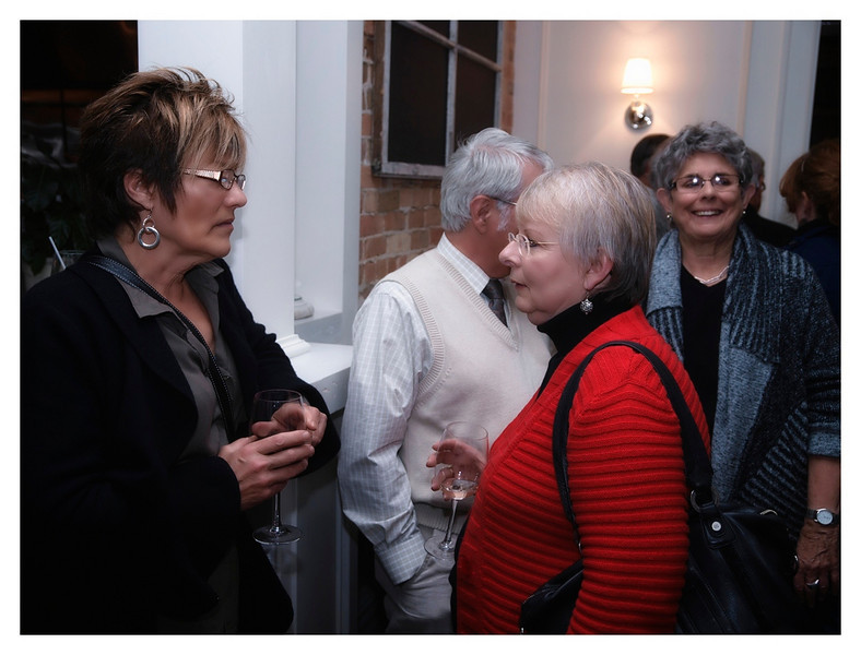 The Rotary Club of Collingwood Gaslight Tour Cast Party 021
