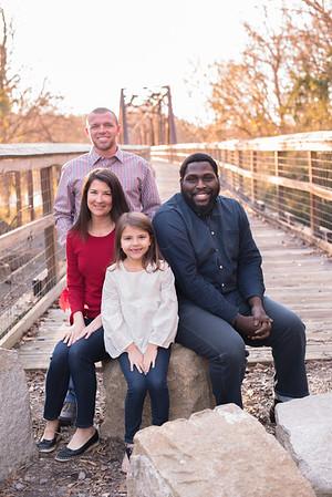The Rowan Family 2017
