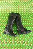 """Earthies """"Newcastle"""" Boot in Black with Brown Accents"""