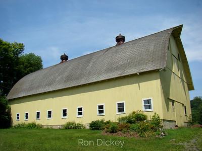 Big Yellow Barn