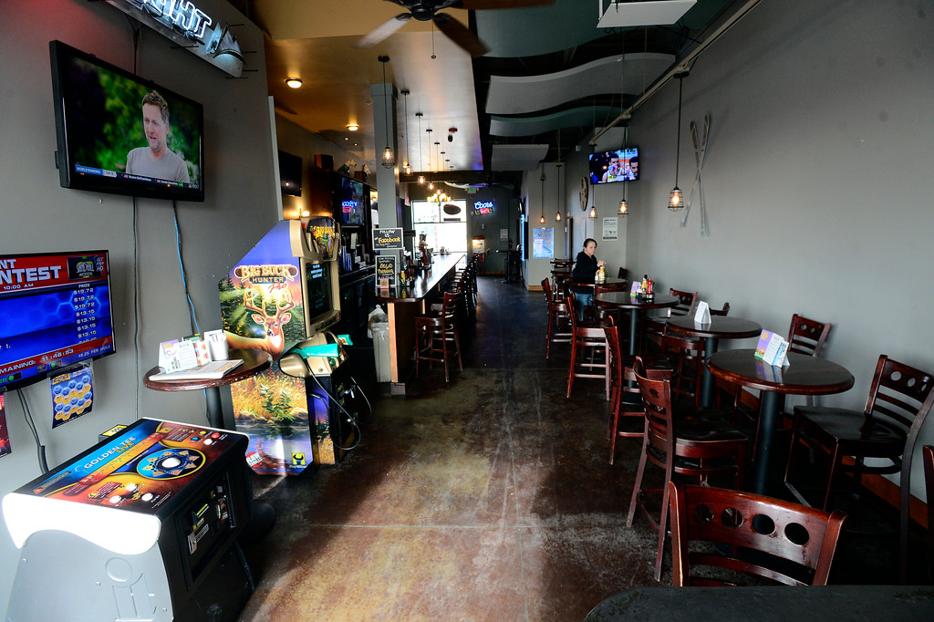. Interior of the Rusty Melon in Erie. For more photos go to dailycamera.com. (Photo by Paul Aiken/Staff Photographer)