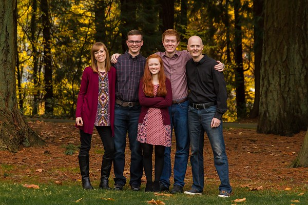 The S Family at Metzger Park, Tigard