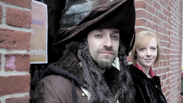 Faces of Halloween, Salem 2010. Salem News video by Mark Lorenz.