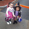 Lucia the cheerleader & valentina the witch <br /> <br /> Photographer's Name: Bianca  Morales<br /> Photographer's City and State: lynn, MA