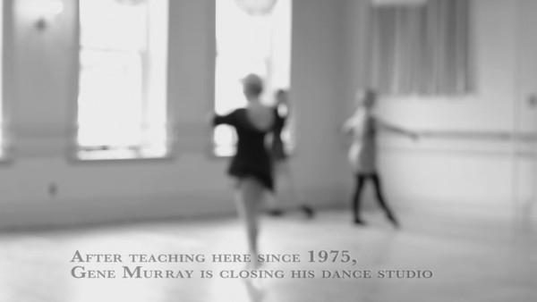 Last Dance: Gene Murray dance studio closing. Mark Teiwes video