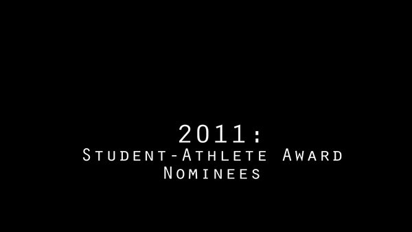 2011 Student Athlete Award Nominees. Salem News video by Mark Teiwes.