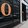Salem:<br /> The exterior of the soon to be opened Opus restaurant on Washington Street in Salem.<br /> Photo by Ken Yuszkus/The Salem News, Friday, April 5, 2013.