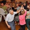 Salem: Steve Ingemi spins Fran Schrader, both from Salem, during the Heritage Days Senior Recognition Dinner Dance. photo by Mark Teiwes / Salem News