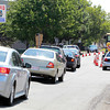 Salem: Road work along Canal Street in Salem to fix the flooding and drainage problems, has caused big traffic backups. David Le/Salem News