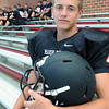 Marblehead:<br /> Marblehead High School football quarterback is Matt Millett.<br /> Photo by Ken Yuszkus, The Salem News, Friday, August 23, 2013.