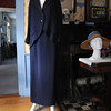 "Peabody:<br /> A sufferage dress is on display at the ""Downton Abbey Style,"" exhibit showing clothing from the Downtown Abbey era -- World War I to the Jazz Age at the Peabody Historical Society.<br /> Photo by Ken Yuszkus, The Salem News, Friday, August 16, 2013."