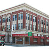 Peabody: The O'Shea building at the corner of Foster and Main Streets in downtown Peabody was recently sold. David Le/Salem News