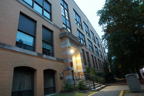Salem: The City of Salem has started looking at potentially moving the Horace Mann Laboratory School to Salem State University's South Campus from its current location at 33 Loring Ave. David Le/Salem News