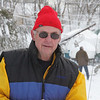 "Marblehead: Bill Kenney of Beacon Street in Marblehead heard what ""sounded like a gunshot"" when a pine tree wiped out four utility poles at approximately 3 a.m. on Monday. Photo by Alan Burke/Salem,  News, Monday,  December 27, 2010."