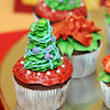 Ken Yuszkus/Staff photo: Cupcakes made by Emily Lewis were judged at the Peabody Glen Health Care Center.