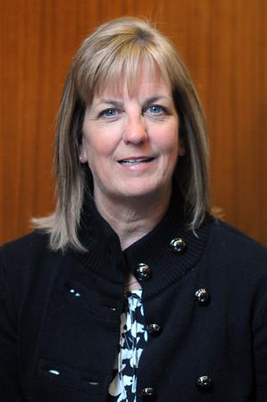 Ken Yuszkus/Staff photo: Boston: Sen. Joan Lovely at her State House office.