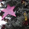 Ken Yuszkus/Staff photo. Danvers: Colleen Ritzer memorial ornament hangs on the Danvers Christmas Tree in Danvers Square.