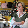 Marblehead:<br /> Brook Williams of Pawsitively Marblehead pet boutique speaks about the unique holiday pet gifts at the store.<br />  Photo by Ken Yuszkus / The Salem News, Wednesday, December 4, 2013.